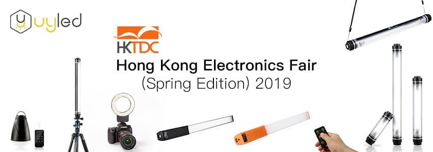 2019香港春季电子展