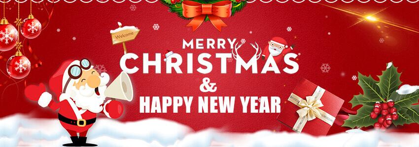 圣诞节元旦节快乐